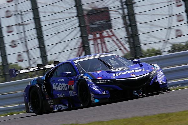 Super GT Отчет о гонке Экипаж Баттона завоевал второй подиум в SuperGT