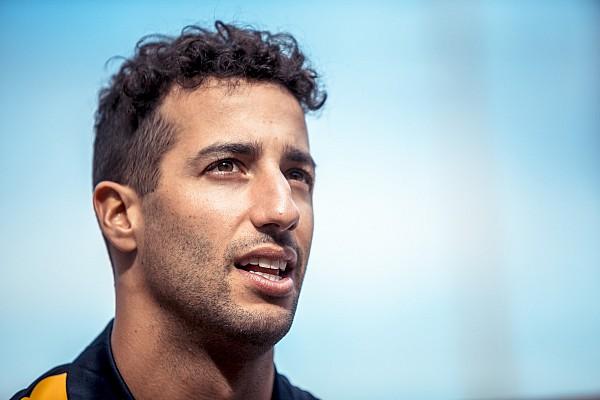 """Formule 1 Nieuws Ricciardo: """"Concurrentie probeert druk bij ons te leggen"""""""
