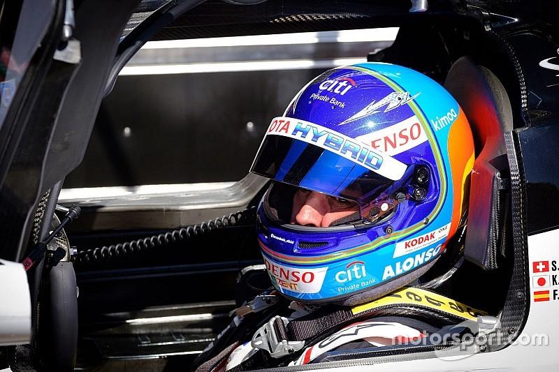 Fernando Alonso quiere seguir la