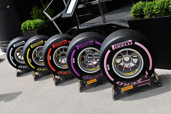 Formula 1 Breaking news Pirelli asked to simplify F1 compound names for 2019