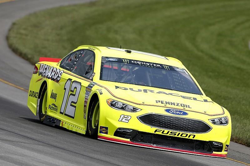 NASCAR Pocono: Blaney entreißt Harvick die Pole-Position