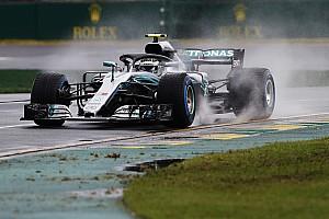 Fórmula 1 Declaraciones Bottas señaló que la humedad causó su accidente en Australia