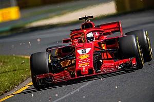 Formula 1 Yarış raporu Avustralya GP: