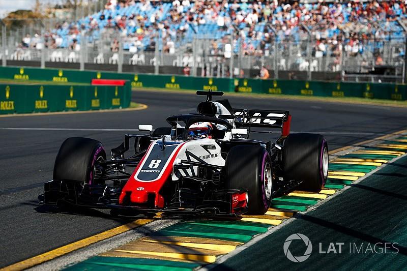 Haas promete desenvolver carro de 2018 por mais tempo