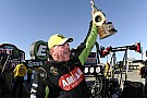 NHRA McMillen scores first NHRA Top Fuel victory in Las Vegas
