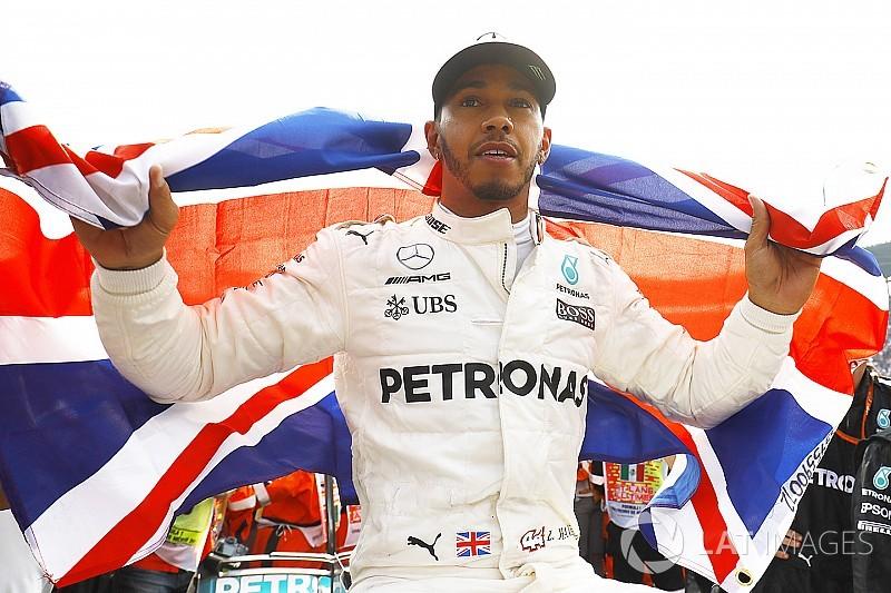 Hamilton, 2017 F1 şampiyonluğunu berbat bir şekilde kazandım