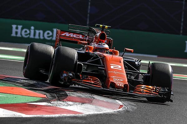 F1-Kolumne von Stoffel Vandoorne: McLaren fehlt es an Topspeed