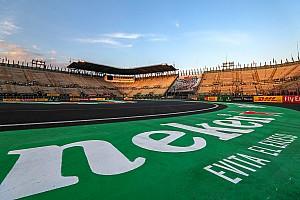 Формула 1 Livefeed Текстова трансляція другої практики Гран Прі Мексики