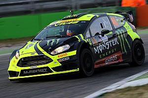 Rally Prova speciale Monza, PS4: Valentino è incontenibile e vola in vetta alla classifica!