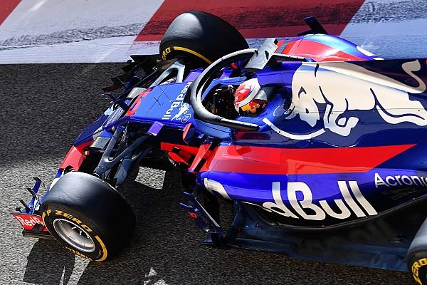 Stop/Go Livefeed A Toro Rosso átszervezte aerodinamikai részlegét