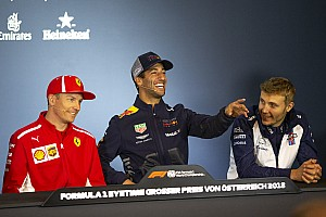 Formule 1 Diaporama Photos - Jeudi au GP d'Autriche