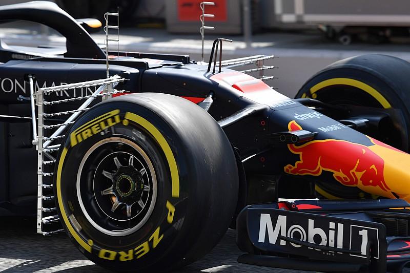 GP van Spanje: De laatste tech updates, rechtstreeks uit de paddock