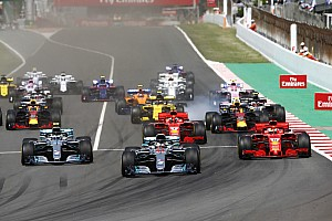Formula 1 Special feature Spanish Grand Prix driver ratings