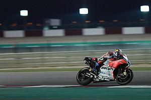 موتو جي بي: دوفيزيوزو يحافظ على صدارته بعد التجارب الحرّة الثانية في قطر