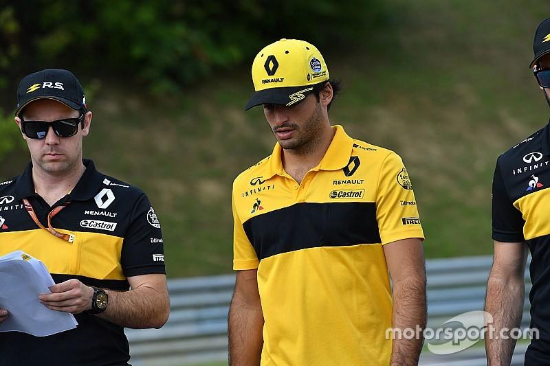 Carlos Sainz, ¿hay vida después de Renault?