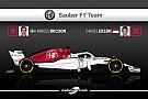 Guide F1 2018 - Alfa Romeo Sauber, le début du mieux?