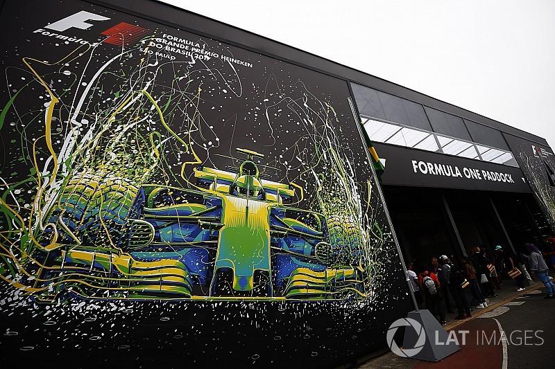 巴西周末发生第五起F1人员遇袭事件
