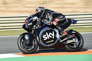 Moto2 Test Pecco Bagnaia svetta nei test di Moto2 a Jerez. Debuttano Mir e Fenati