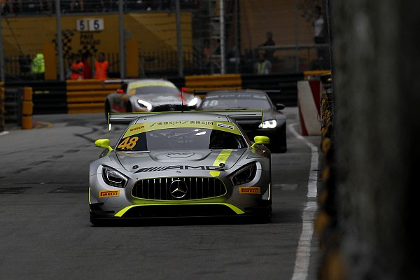 GT Reporte de la carrera Edoardo Mortara y Mercedes ganan la FIA GT World Cup 2017