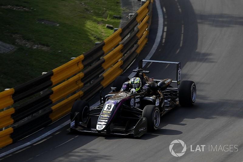 Eriksson rouba pole de Norris em Macau; Sette Câmara é 9º