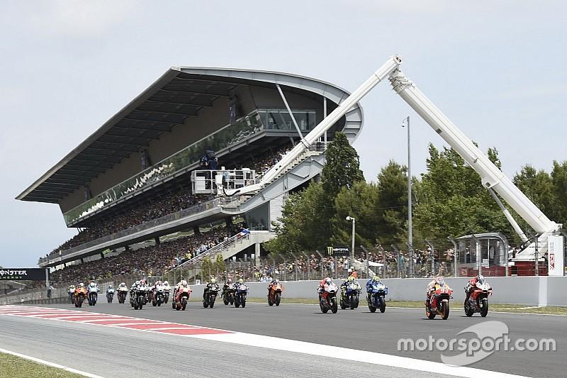 Турнірна таблиця MotoGP після Гран Прі Каталонії