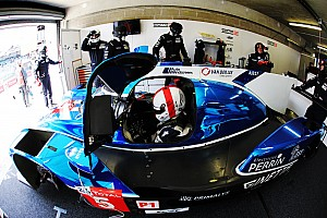 24 heures du Mans Interview Mecachrome et Ginetta main dans la main pour avancer