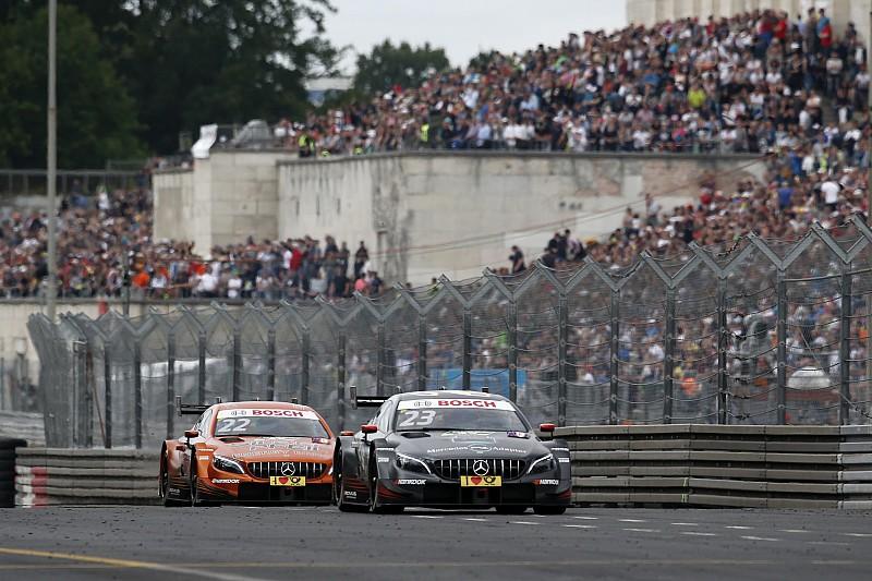 DTM Norisring 2018: Erste Pole für Juncadella, Wehrlein Letzter