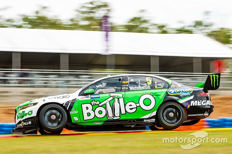Holdsworth lands Tickford Supercars drive