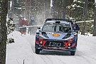 WRC Svezia, PS13: strepitoso crono di Neuville. Scintille tra Tanak e Meeke