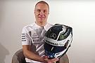 Formula 1 Bottas ve Gasly yeni kaskını tanıttı