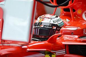 A Ferrari egy következetes Räikkönent szeretne látni - különben menesztik...