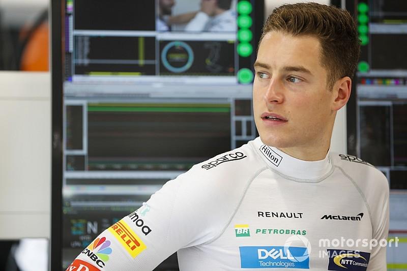 Vandoorne se pone de ejemplo a Magnussen para reconducir su carrera en F1