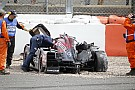 Senna out of Silverstone race with broken ankle