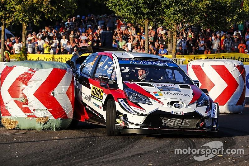 WRC Almanya: Tanak üst üste ikinci kez kazandı, Neuville ikinci!