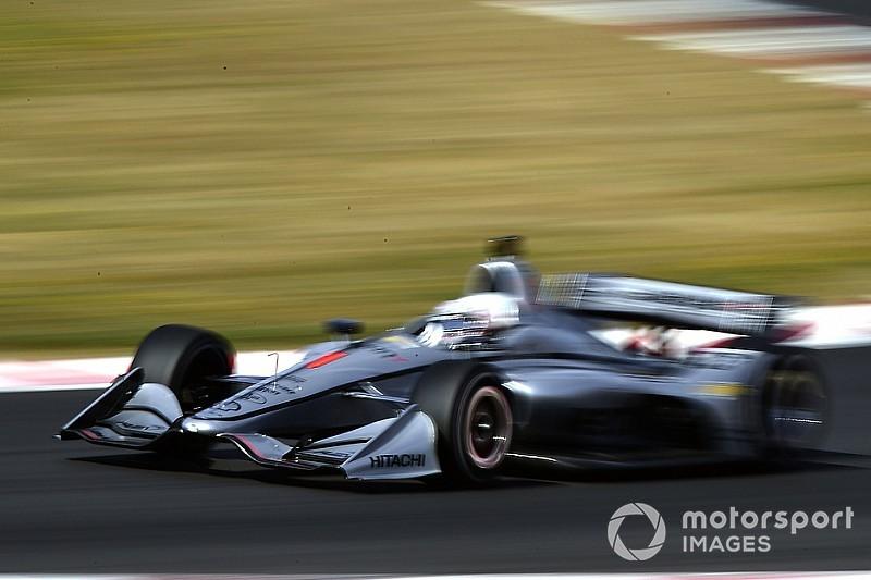 Sonoma IndyCar: Newgarden fastest, O'Ward stars in FP2