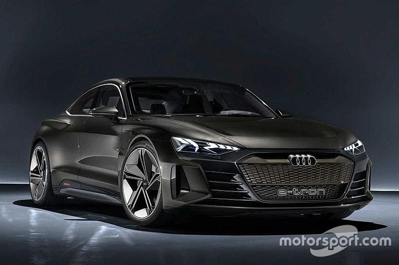 Audi презентувала «найшвидший серійний електрокар» e-Tron GT