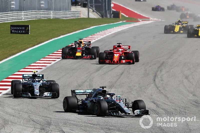 Hamilton: F1'in temel yarış problemini çözmesi gerekiyor