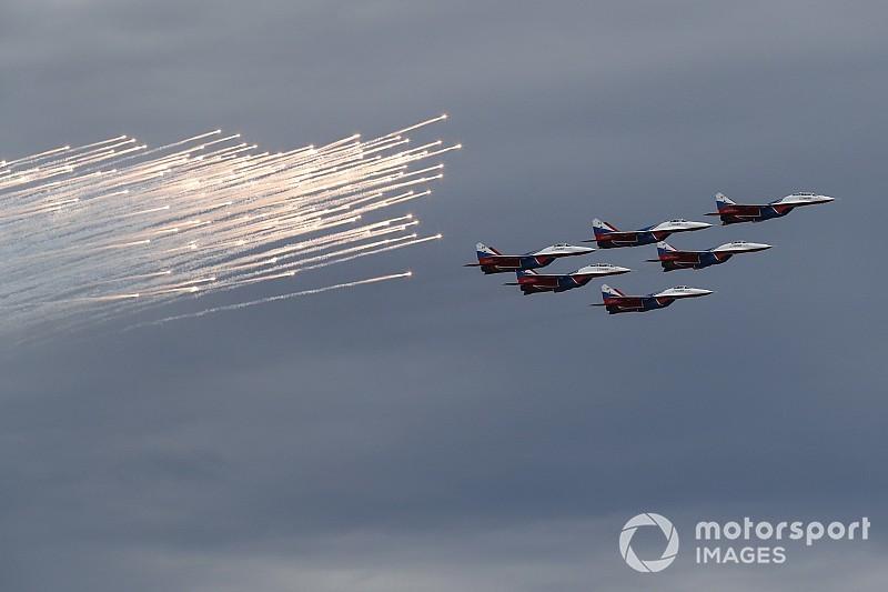 GALERÍA: El Gran Premio de Rusia de la F1