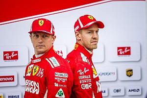 Raikkonen, Sauber'e geçmesine rağmen Vettel'le arasının bozulmasını beklemiyor