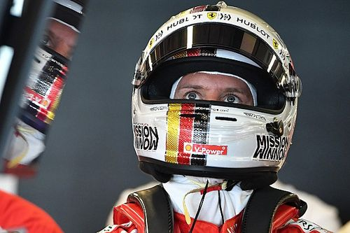 Some F1 drivers missing approved helmets for testing