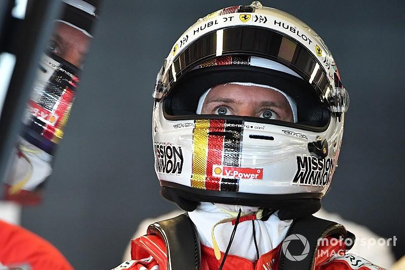 Algunos pilotos de F1 aún no tienen cascos aprobados para las pruebas