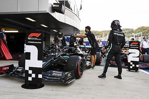 Videó: Hamilton újabb pole-köre, amit majdnem meg sem futhatott