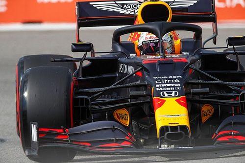 """Verstappen: """"Con una buena succión, quién sabe qué puede pasar"""""""
