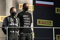 FIA tightens podium rules after Hamilton's Breonna Taylor protest