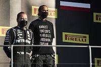 Hamilton verwacht nieuwe richtlijnen van FIA na politiek statement