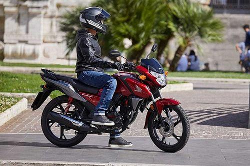 Honda CB125F 2021: Euro5 y consumo de récord