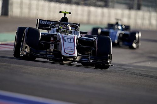 F2 and F3 drivers back return to two-race format for 2022