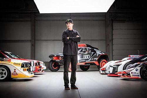 ¡Audi se hace con los servicios de Ken Block!