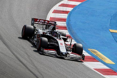 Grosjean és a Haas szinte szárnyalt pénteken