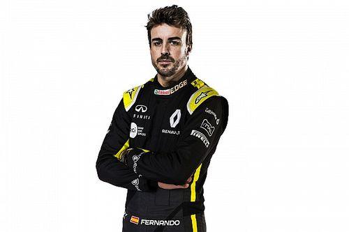 Officieel: Alonso keert bij Renault terug in de Formule 1